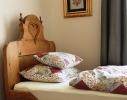 Szíves szoba egyszemélyes ágy